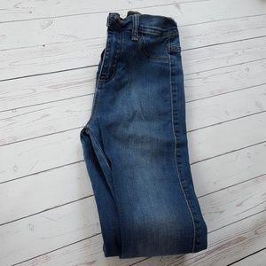Fashion nova high waisted jeans